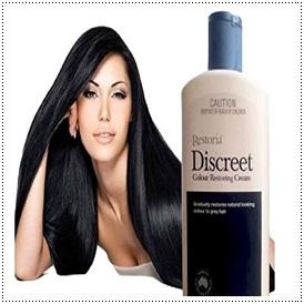 Stop The Grey Restoria Discreet Hair Colour 250ml