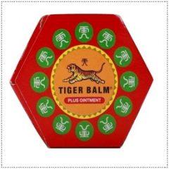 X1 Tiger Red Balm 19.4g Cassia Oil Clove Cajuput Camphor Menthol