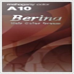 A10 Berina Mahogany Permanent Hair Dye Color Auburn Hair Cream