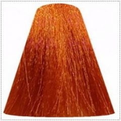 A19 Berina Golden Orange Permanent Hair Dye Redhead Vibrant Orange Hair