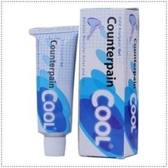 Counterpain Cool for Sports Injuries 60g Eugenol Methyl Salicylate Balm