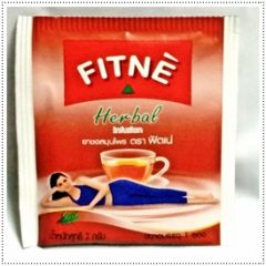 Fitne Herbal Infusion Tea Laxative for Constipation x40