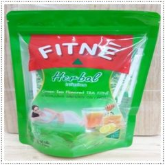 Plan your Diet with Fitne Green Tea Drink