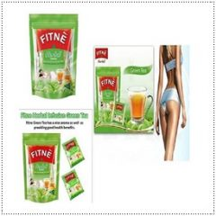 Fitne Green Slimming Tea with Vitamin C and Senna