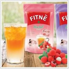 Detox Fitne Lychee Tea Drink with Vitamin C
