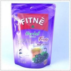 Slim Fast and Detox with Fitne Blackcurrant Tea Drink
