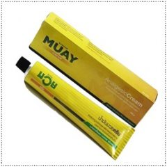 Nam Man Muay Boxing Cream Pain Relief Menthol and Eugenol 100g