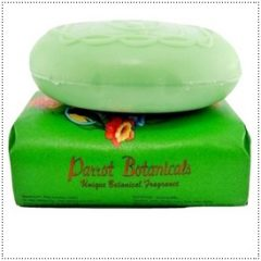 Parrot Botanicals Thai Herbal Soap Cloves and Citronella Oil