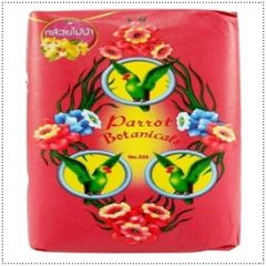 Parrot Botanicals Thai Herbal Soap Wild Orchid and Sesame Seed Oil