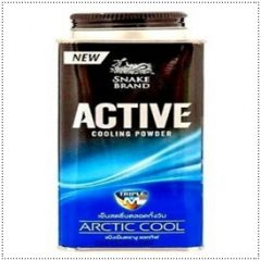 Snake Brand Arctic Cool Menthol Crystal Plus Camphor Triclocarban