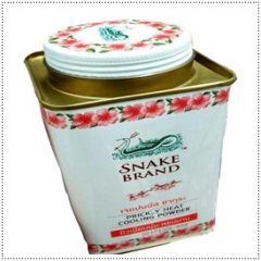 Snake Brand Sakura Prickly Heat Talc Powder Cherry Blossom